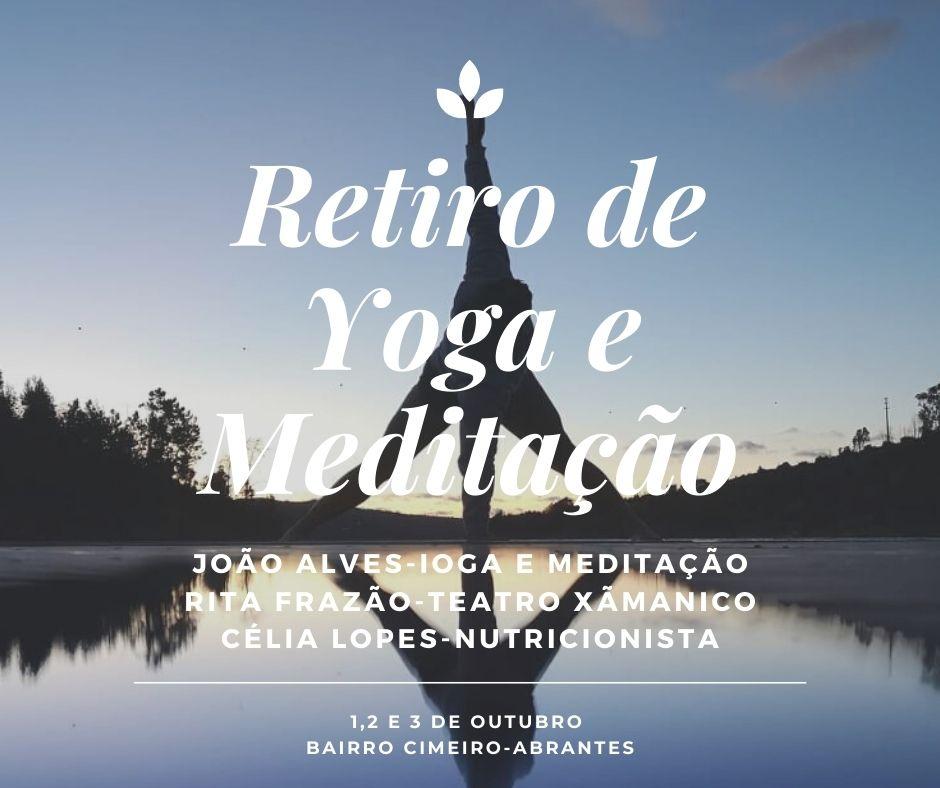 Retiro de yoga e Maeditação of Yoga (1)